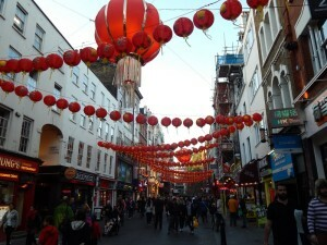 229 Chinatown - Gerrard Street
