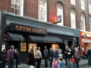 231 Frith Street - Ronnie Scott's