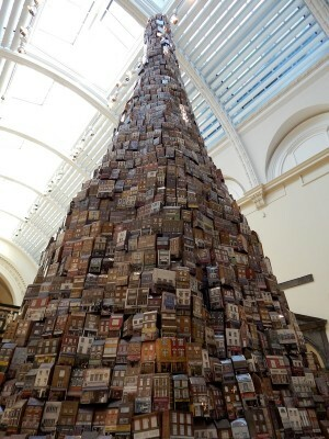 301 Victoria & Albert Museum - Toren van Babel