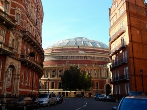 308 The Royal Albert Hall