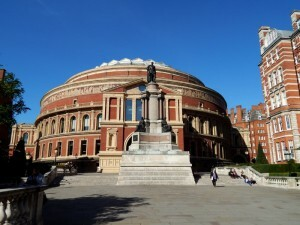 309 The Royal Albert Hall