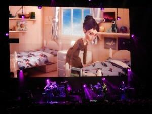 370 Steven Wilson band met Ninet - Routine