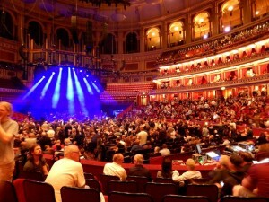382 The Royal Albert Hall