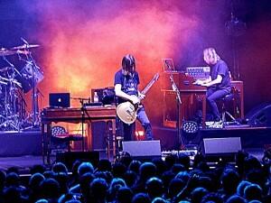 415 Steven Wilson band