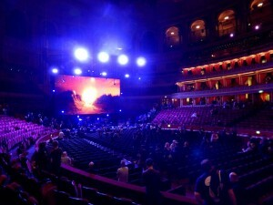 425 The Royal Albert Hall