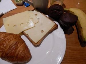 437 ontbijt