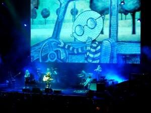 581 Steven Wilson band - Drive Home