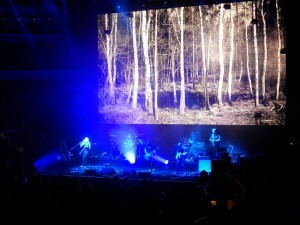 582 Steven Wilson band - Sectarian