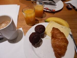 638 ontbijt