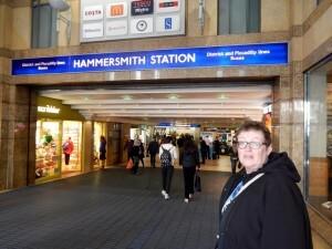 645 Hammersmith Broadway station