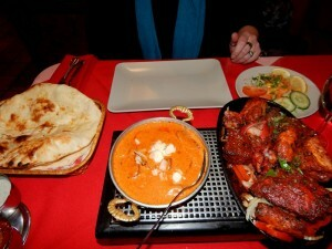 062 Lamb Tikka Massala & mixed tandoor