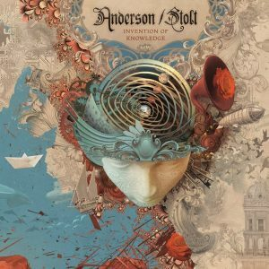 Anderson Stolt - Invention Of Knowledge