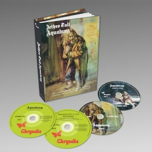 Jethro Tull - Aqualung (2015 Steven Wilson remix - 2cd+2dvd box set)