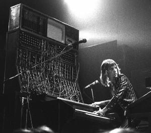 Keith Emerson met Moog