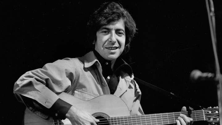 Leonard Cohen (1970)