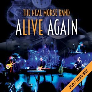 Neal Morse Band - Alive Again (2cd+dvd)