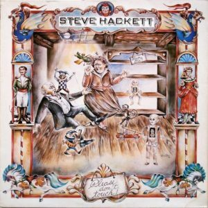 Steve Hackett - Please Don't Touch (2016 remaster with Steven Wilson's remix - 2cd+dvd edition)