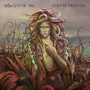 Steve Vai - Modern Primitive (including the 25th Anniversary version of Passion And Warfare)