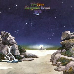 Yes - Tales From Topographic Oceans (3cd+1bluray - 2016 Steven Wilson Remix)