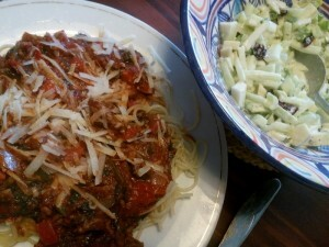 160424 116 spaghetti met tomatensaus