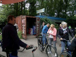 07 op de fietsen