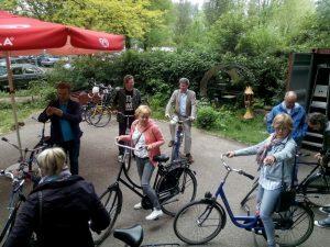 08 op de fietsen