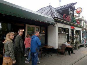 09 bij café 1890 aan de Amstelveenseweg