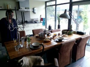 160529 291 eten bij GAteL en Reinier