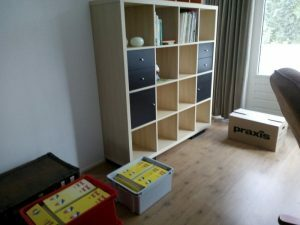 160628 304 boekenwand inrichten