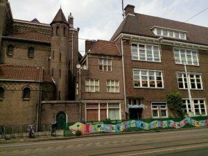 22 Cornelis Kruzemanstraat - kosterswoning van oma en opa