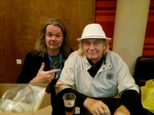 42 met Alan White
