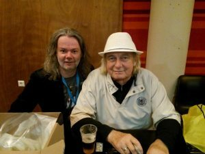 43 met Alan White