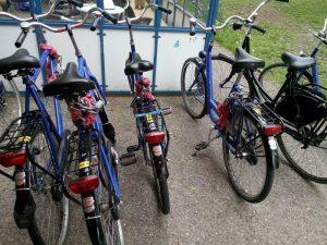 63 de fietsen