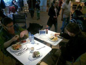 160611 393 Zwödse Mökwinkel - lunchen