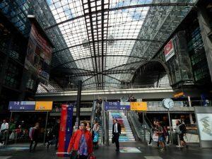 0006 Berlin Hauptbahnhof