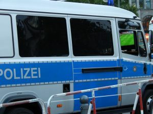 0060 Breitscheidplatz klaar voor EK-match