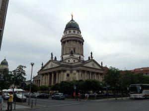 0125 Gendarmenmarkt - Französischer Dom