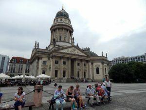 0131 Gendarmenmarkt - Deutscher Dom
