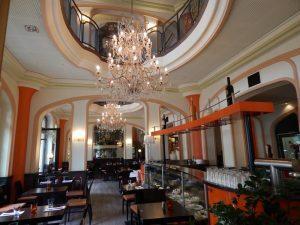 0139 Gendarmenmarkt - café