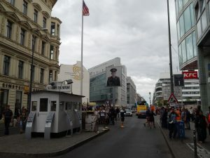 0255 Checkpoint Charlie