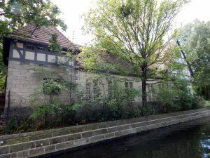 0435 Kreuzberg - fundering van die Mauer