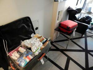 0605 160711 maandag - koffers gepakt