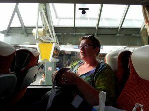 0621 in de Flixbus naar Kühlungsborn