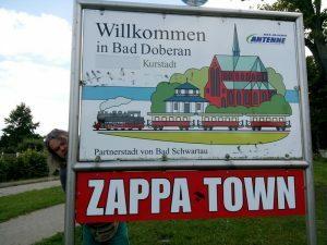 0740 Bad Doberan = Zappatown