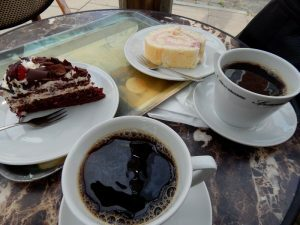0781 koffie en kuchen in een andere Stadtbäckerei