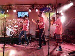 1525 Shor Band