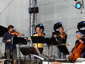 1619 Yellow String Quartet