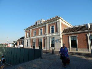 1776 aankomst op station Apeldoorn