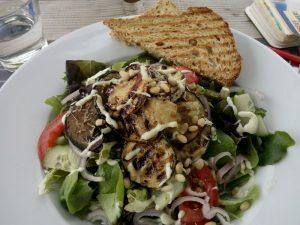 160819 215 salade gegrilde groente