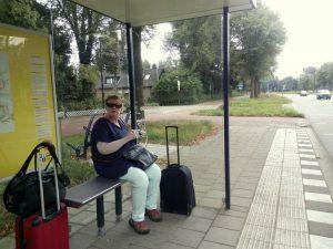 001 160902 vrijdag - vertrek met de bus